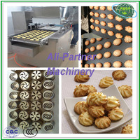 Biscuit Products Equipment Automatic PLC Cookie