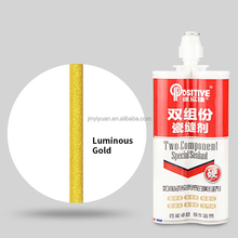 NEW! AB component adhesive epoxy filleting for ceramic glue