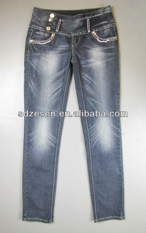 2013 new style fashion women jeans