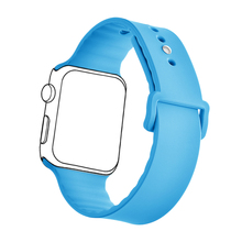 Straps Bands Rubber Band Wholesale Silicone Watch Wristband For Apple Watch