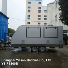 YS-FB500B Hot Sale China food trailers