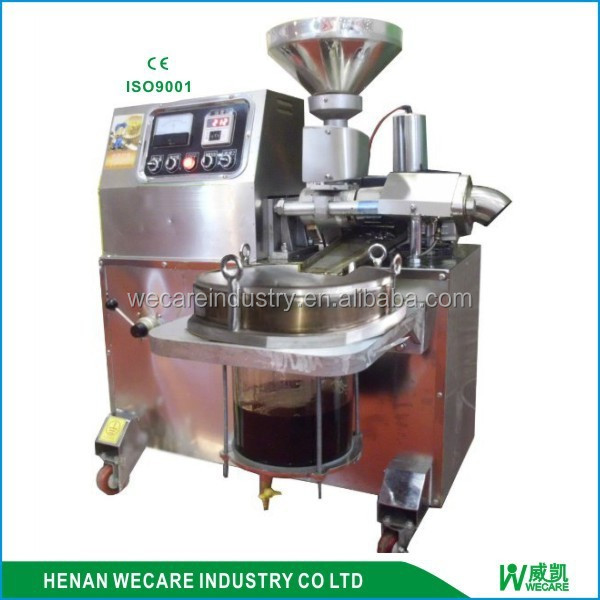 commercial coconut oil press/coconut oil extraction/coconut oil expeller