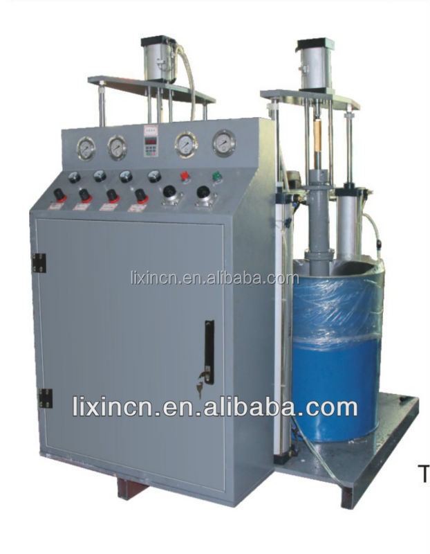 LX-A01 silicone color matching machine for exportation