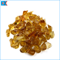 China Recycaled Crushed Yellow Glass Chips