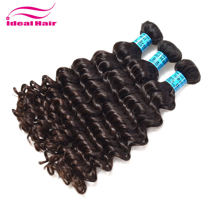 No chemical hot qingdao hair factory,unprocessed deep wave qingdao hair supplies,virgin human hair from very young girls
