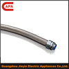 Stainless Steel Braided Metal flexible conduit/hose/pipe/tube with PVC sheath (NK707)