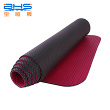 Customized nude yoga sex anti slip yoga mat wholesale