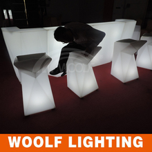 modern life lighting up led urban outdoor furniture