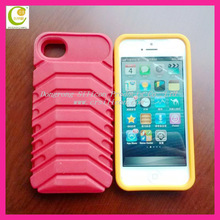 2012 any custom color silicon case for iphone 5 back cover