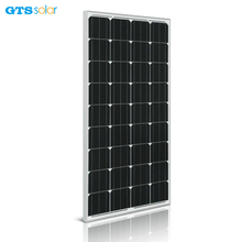 mono 110 Watt Solar Panel price pakistan solar distribution panel