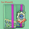2014 the summer most cute butterfly case for Iphone 5