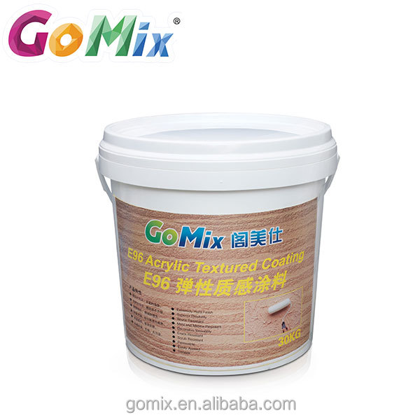 Wholesale flexible aggregate attractive colors decorative cheap spray paint