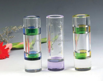 flower pot wedding decorations crystal glass vase for flower