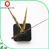 High Torque Clock Movement DIY Clock Parts with Gold Simple Clock Needles Hands