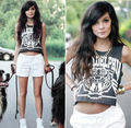 Cool Summer Girl Womens Hot Stylish Loose T-shirt Tops Tiger Head Vest SV003169