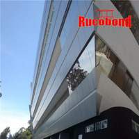 RUCOBOND Aluminum Composite Panel wall panels interior wall paneling