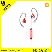 ETTE OVLENG S5 Bluetooth wireless handsfree Stereo For iPhone Android Phone Wired Control Sports Bluetooth Earphone