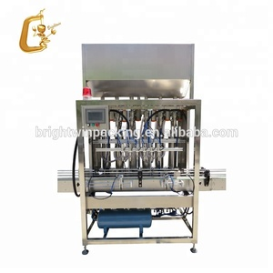 soy sauce filling machine juice filling machine vinegar filling machine production line with VIDEO