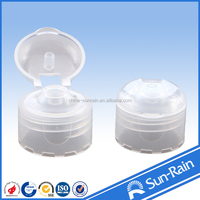 yuyao zhejiang china plastic bottle disc top cap for wholesale