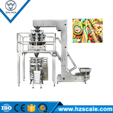 good quality ice candy snack filling vertical packing system