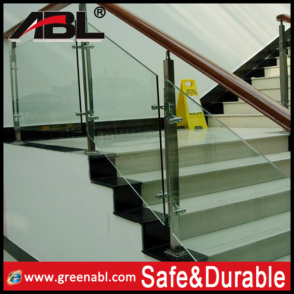 galvanized steel pipe balcony railing/galvanized steel rail/mild steel railing for staircase