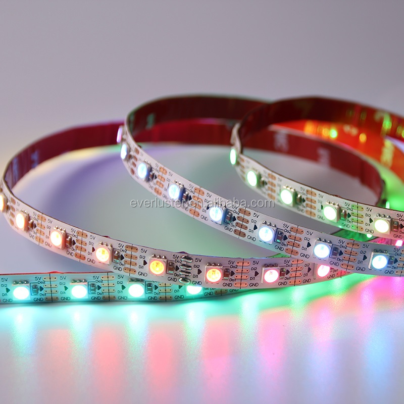 DC 5V 5050 LED Lights Strip IP67 High Bright RGB LED Strip