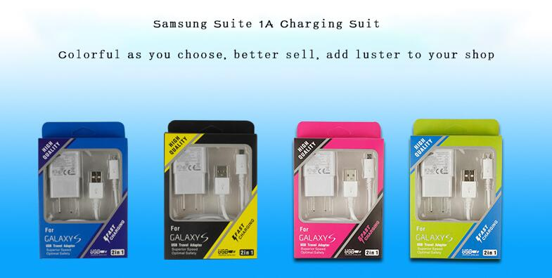 9V Fast Charging Set QC3.0 Charging Head 5V2A Euro-American Standard USB Mobile Phone Charger