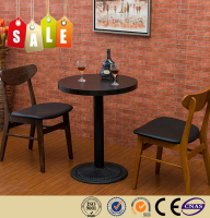 Restaurant table chair antique solid wood buy furniture from china on sale