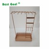 Bracelet & Necklace Jewelry Organizer Display Tree Rack w/ Ring Tray