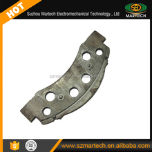 China Professional Factory Auto Brake Pads Back Plate