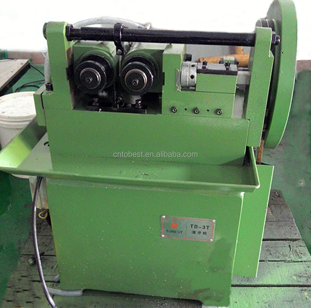 double ended thread bolt making machine thread making machine