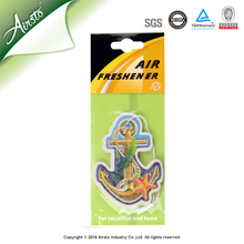 Promotional Car Smell Make Hanging Paper Car Air Freshener