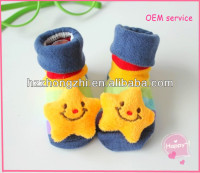 cute baby shoe socks