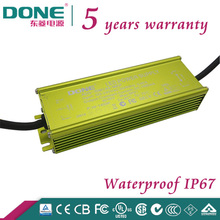 Input 110V 220V High PF output 70W 1500ma IP67 Outdoor Waterproof LED Driver