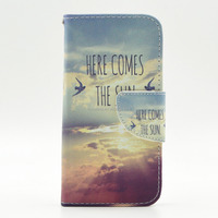 custom printed case for samsung core plus , pattern customize printed leather cover for samsung galaxy G3500