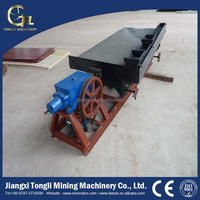 Test Processing Machine gold shaker table machine For Mineral Concentrator