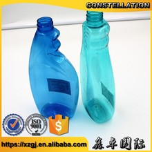 Alibaba PET 500ml Toilet Cleaner Bottle With Plastic Trigger Spray