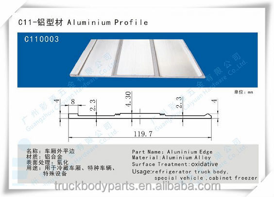 aluminium floor spring door,Inverted T Floor Aluminum,Bottom Rail