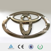 Professional 2016 new style strong big size metal letters for car emblem