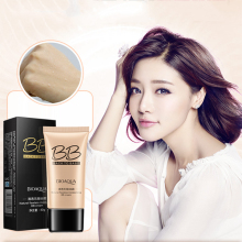 Soft Flawless Foundation BB Cream 40g Tube Cosmetics Natural Waterproof Moisturizing brightening concealing Liquid whitening