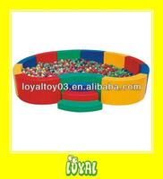 China Produced soft play harrow with WARRANTY for Kids