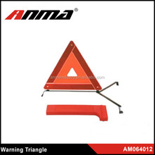 New Design Red Travel Fold Up Safety Triangle/ Emergency Warning Triangle