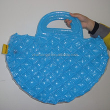 Environment Durable Fashion Design PVC Inflatable Hand Bag