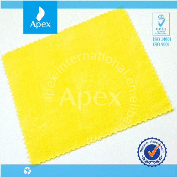 Factory Customized Microfiber Cleaning Cloths for Lens and Glasses