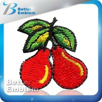 Embroidery Cherry Patch