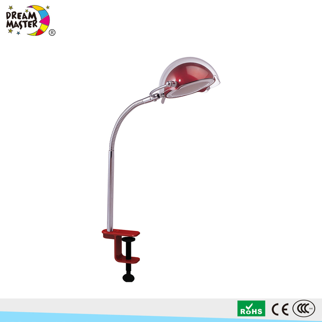 High Quality Flexable Clip LED Light Dimmable Eye Care Bar Hotel Decorative Table Lamp