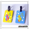 Custom Luggage Tag Wholesale Rubber Baggage Tag for Gift