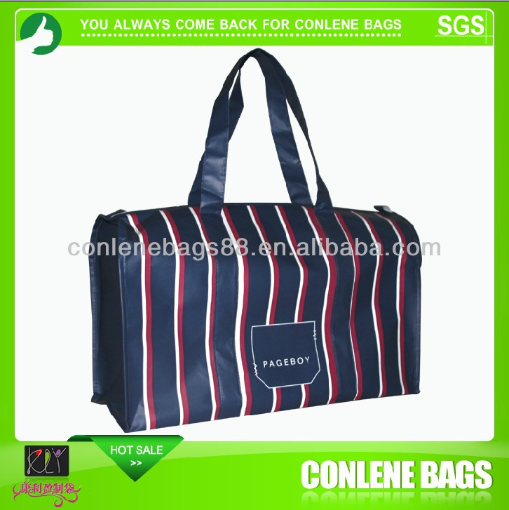 waterproof non woven pp grocery bags