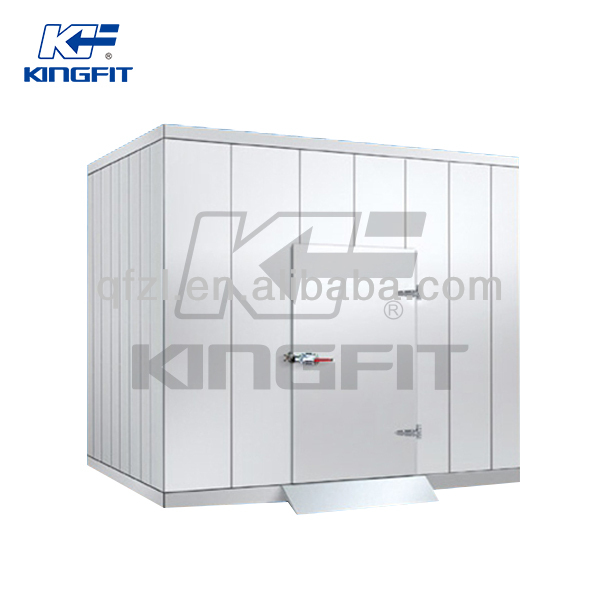 Cold storage room factory for meat and poultry
