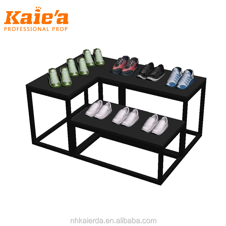 Customized Retail Shoes Display Fixture,Shoes Shop DIsplay,Shoes Display Design